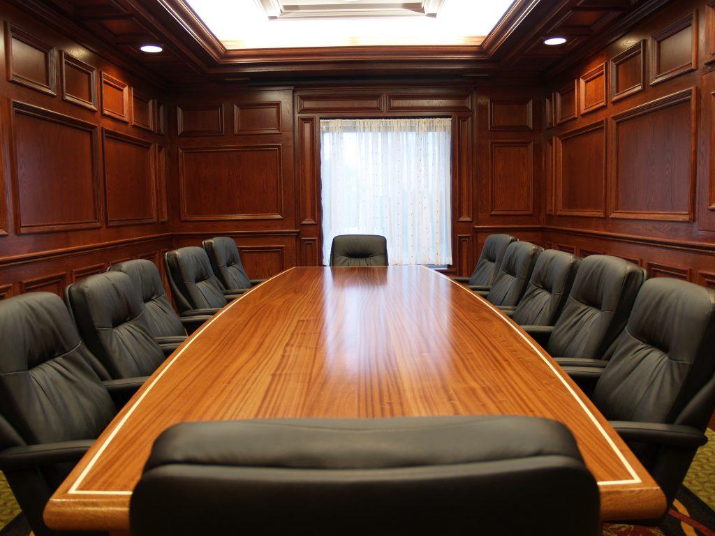 photo of hilton garden inn conference room