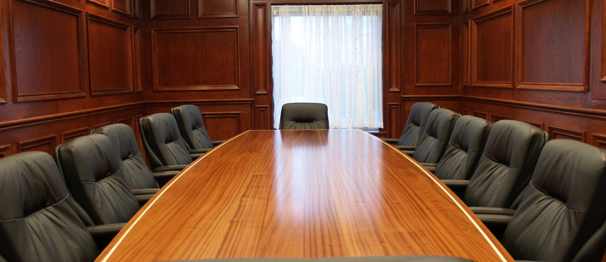 photo of hilton garden inn conference room