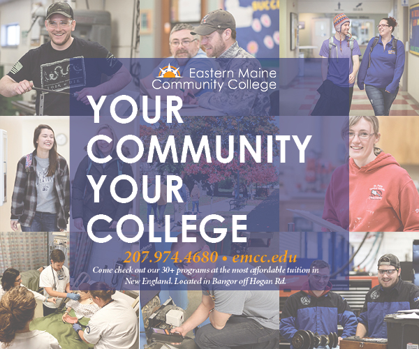 your community your college eastern maine community college digital ad