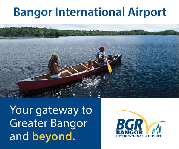 bangor international airport your gateway to greater bangor and beyond digital ad