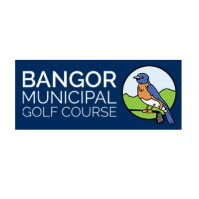 bangor municipal golf course logo