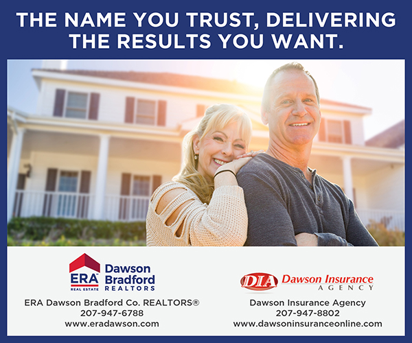 the name you trust, delivering the results you want era dawson bradford realtors digital ad