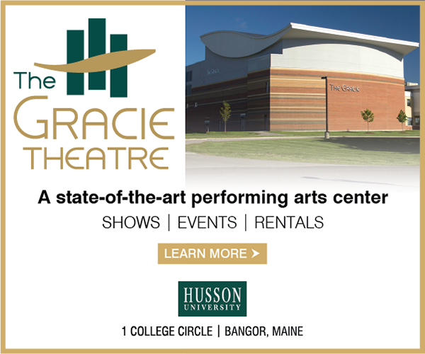 a state-of-the-arts center the gracie theatre digital ad