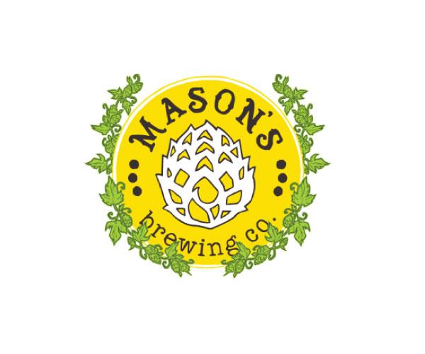 mason's brewing company logo