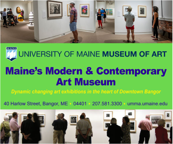 maine's modern and contemporary art museum university of maine museum of art digital ad