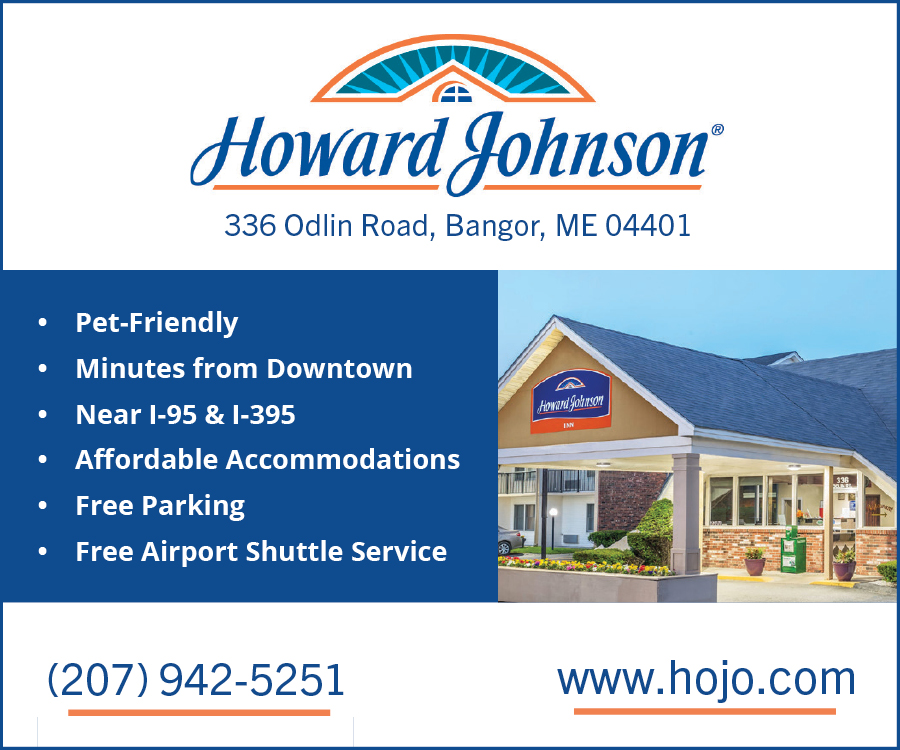 howard johnson pet friendly minutes from downtown near I-95 & I-395 affordable accommodations free parking free airport shuttle service digital ad
