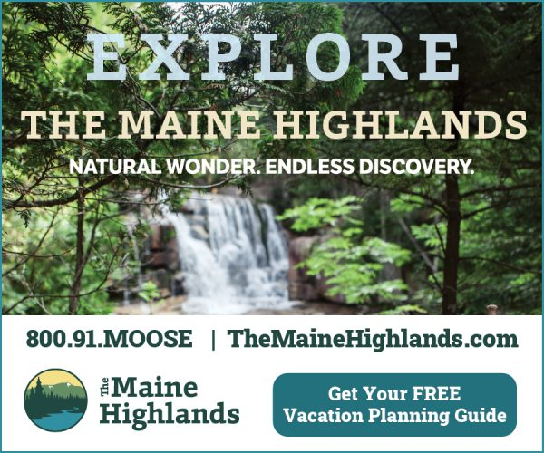 explore the main highlands natural wonder. endless discovery digital ad