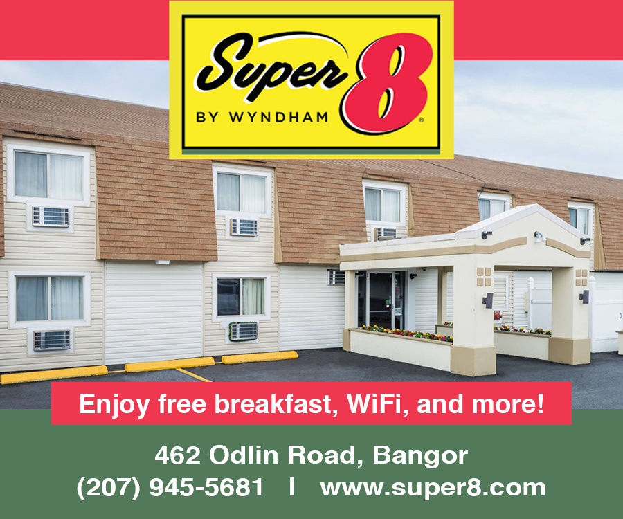 photo of super 8 by wyndham motel building enjoy free breakfast, wifi, and more!