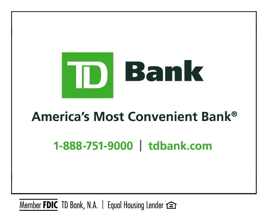 td bank america's most convenient bank digital ad